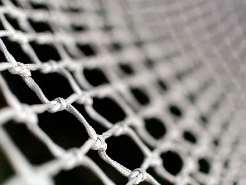 Do que é feita uma rede de proteção?